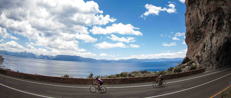 Homeslide3- Tour de Tahoe Bike Ride