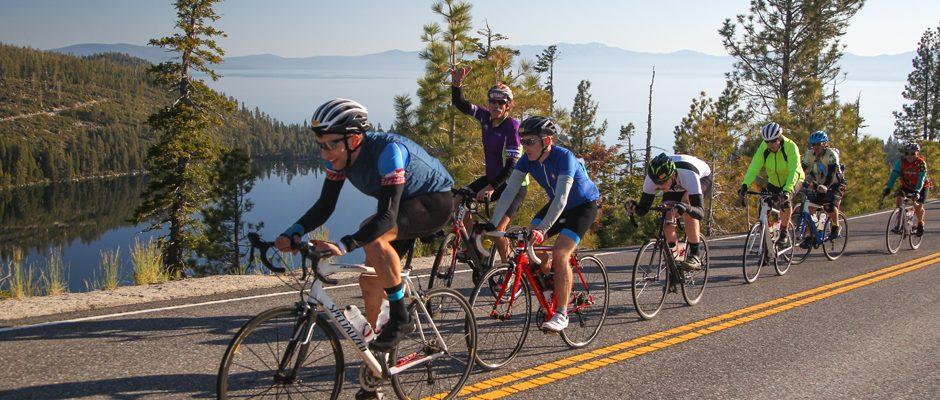 Tour De Tahoe Bike Big Blue