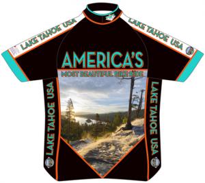 2017 America's Most Beautiful Bike Ride Jersey
