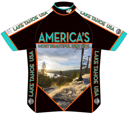 2017 America's Most Beautiful Bike Ride Jersey